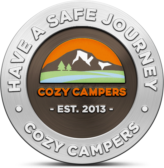 Have a safe journey - Cozy campers