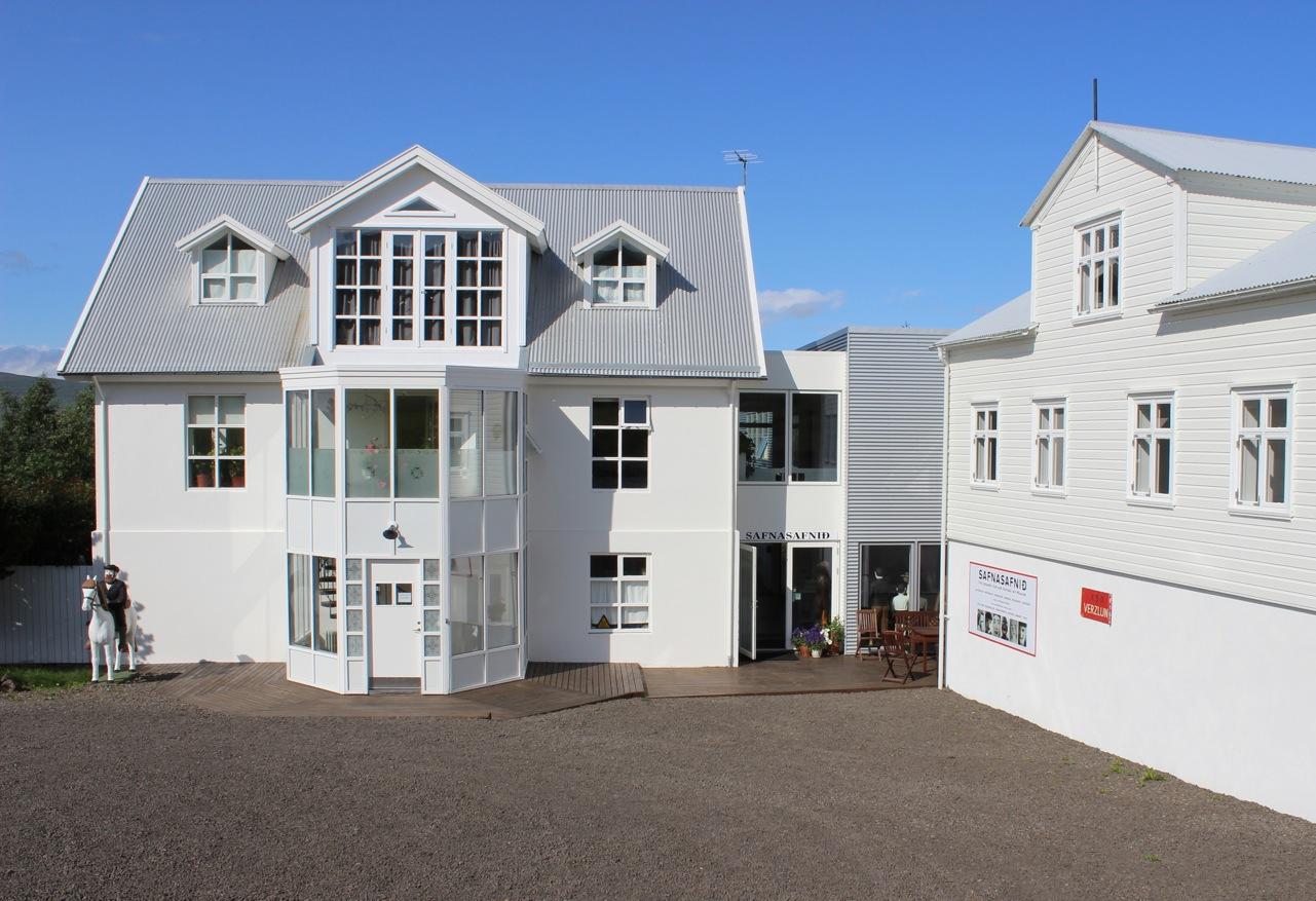 Museum Safnasafnið Icelandic Folk Art