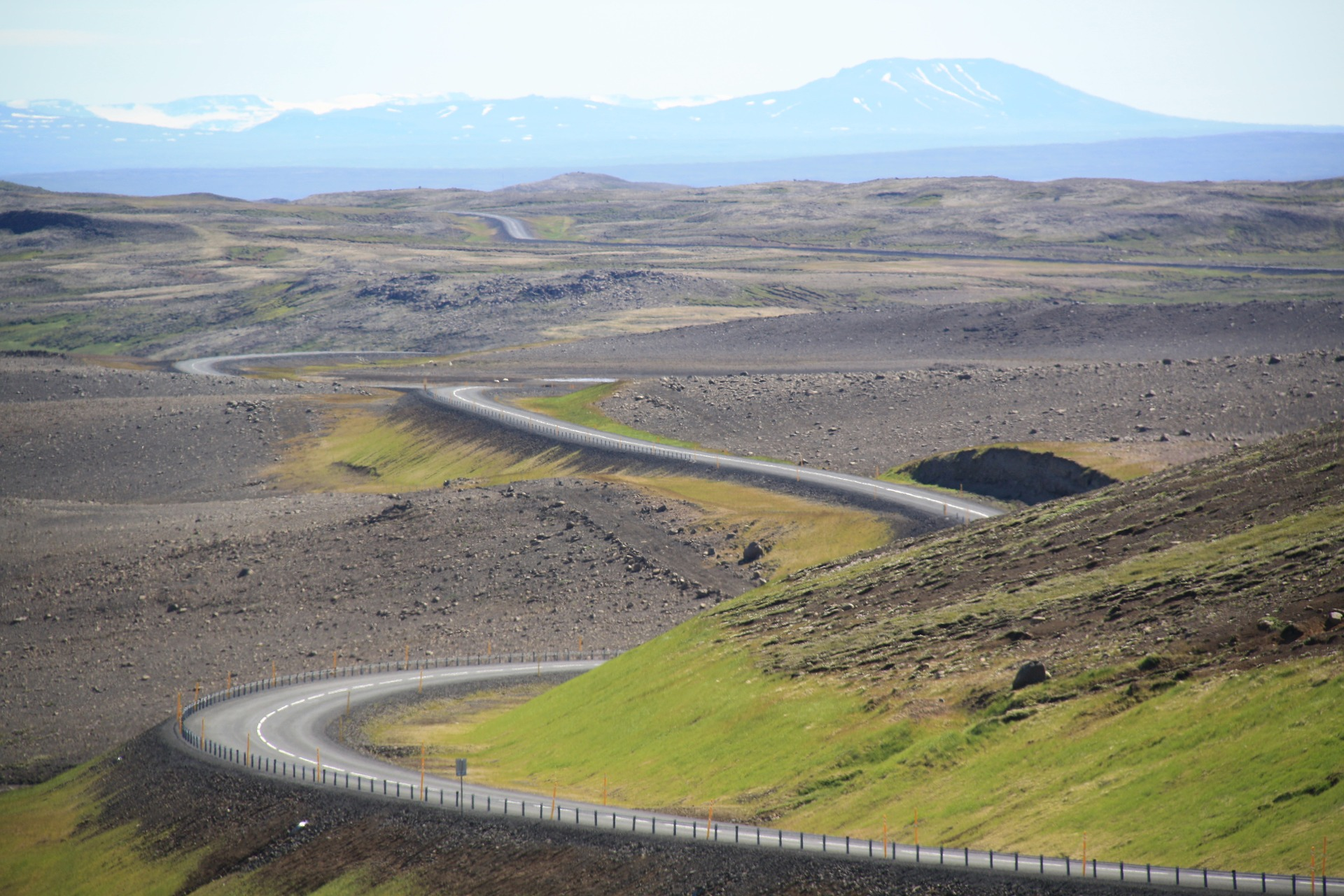 Iceland, road, roads, Icelandic, driving,