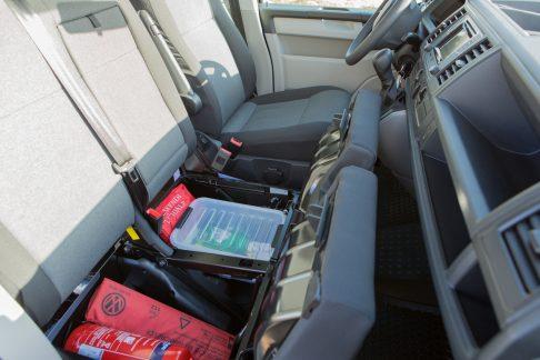 emergency set in camper