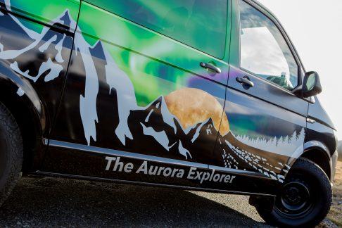 Aurora Explorer camper