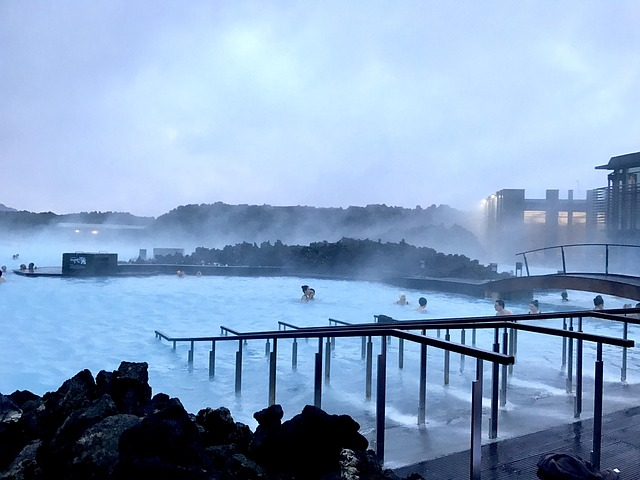 The Blue Lagoon in Iceland - perfect honeymoon destination