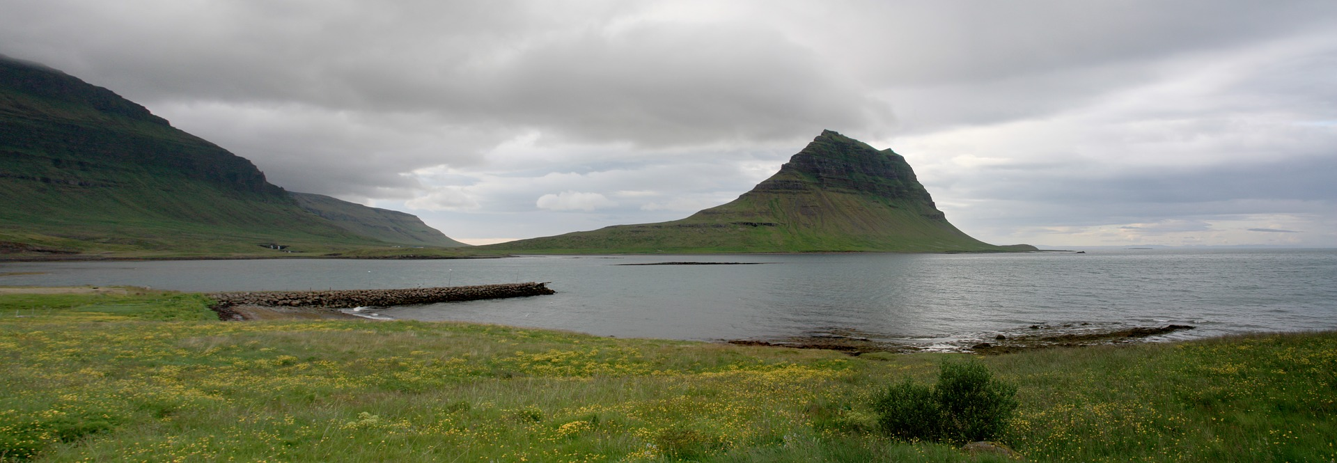 Kirkjufell, Iceland, mountain