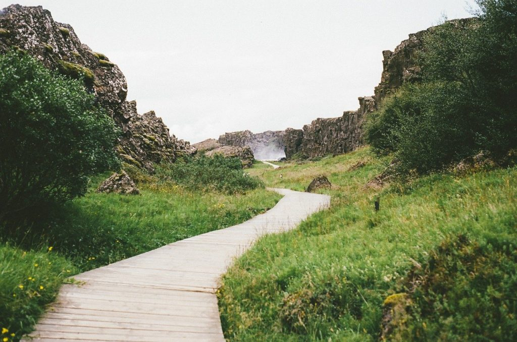 Thingvellir in Iceland